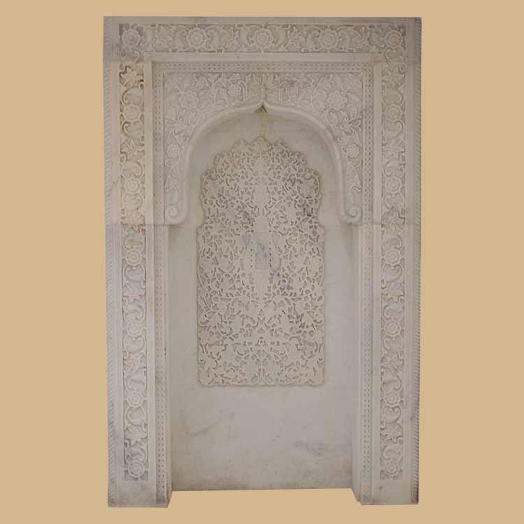 Exquisite antique Rajasthani Gate & Arch Marble