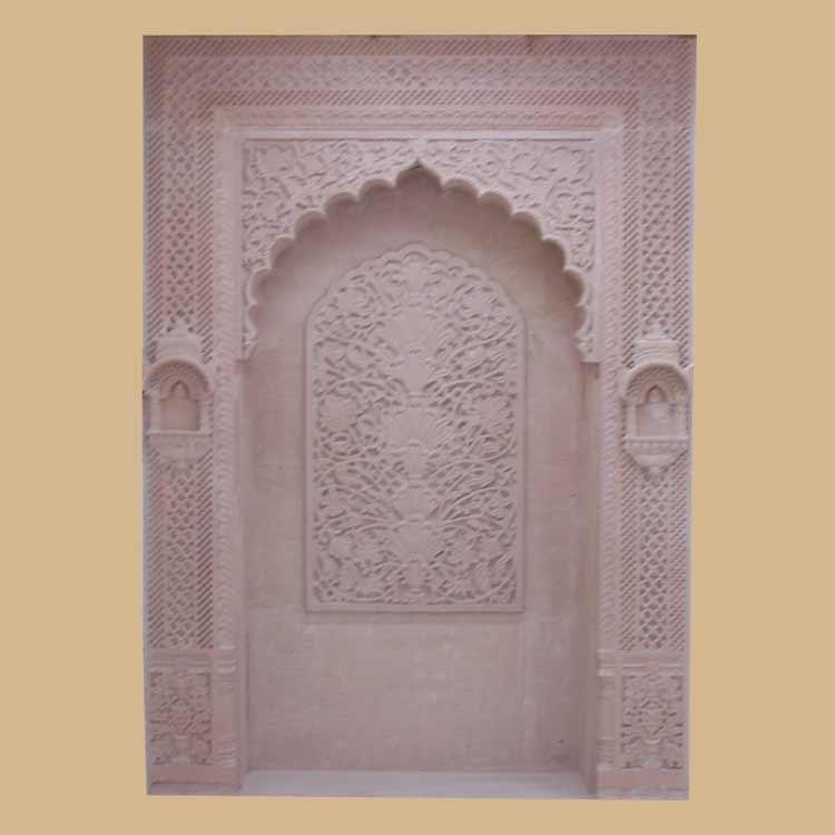 Exquisite antique Rajasthani Gate & Arch