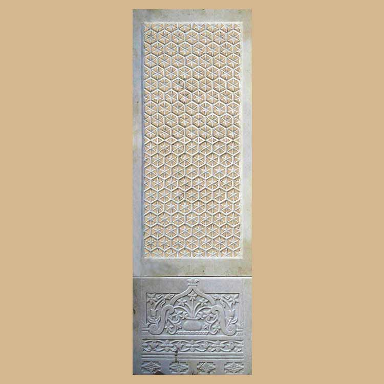 Antique marble  Screen And Jali