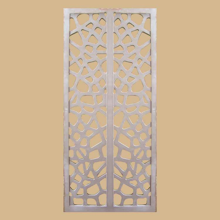 Abstract screen Screen And jali Dholpur stone