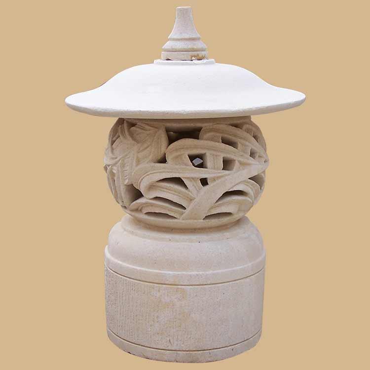 Bali Stone Light For Garden